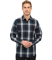 Perry Ellis - Exploded Plaid Shirt