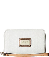 GUESS - Specks Zip Around Case