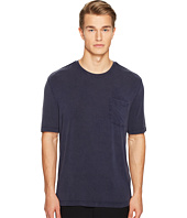 ATM Anthony Thomas Melillo - Sun Bleached Crew Neck Pocket Tee