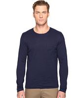 Billy Reid - Lined Crew Neck Sweater