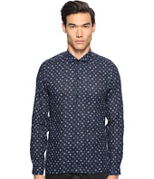 The Kooples - Hippie Flowers Button Up