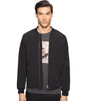The Kooples - Classic Nylon Bomber Jacket