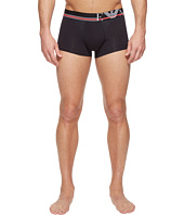 Emporio Armani - Pop Stripe Stretch Cotton Trunk