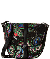 Vera Bradley - Slim Saddle Bag