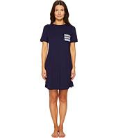 Kate Spade New York - Navy Stripe Sleepshirt