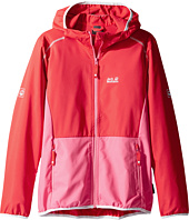 Jack Wolfskin Kids - Turbulence Softshell Jacket (Infant/Toddler)