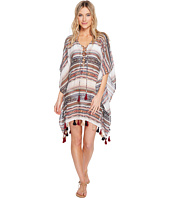 BECCA by Rebecca Virtue - Shoreline Poncho Cover-Up