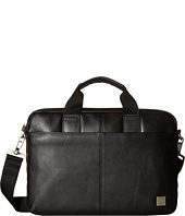 KNOMO London - Brompton Classic Stanford Slim Briefcase