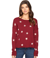 Splendid - Ashbury Star Scoop Neck Pullover