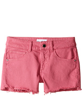 DL1961 Kids - Lucy Cut Off Shorts in Sherbet (Big Kids)