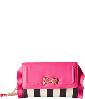 Betsey Johnson - Flouncin' Around Flap Wallet on a String