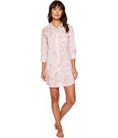 LAUREN Ralph Lauren - 3/4 Sleeve Sleepshirt