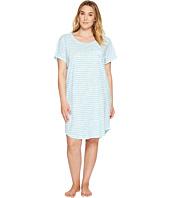 LAUREN Ralph Lauren - Plus Size Short Sleeve Sleep Tee
