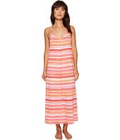LAUREN Ralph Lauren - Striped Maxi Gown