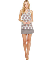 Brigitte Bailey - Emthe Sleeveless Keyhole Dress