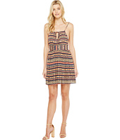 Brigitte Bailey - Donica Spaghetti Strap Printed Dress