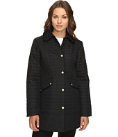 Ellen Tracy - Quilted Barn Coat