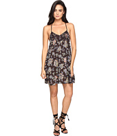 Brigitte Bailey - Zanna Spaghetti Strap Printed Dress