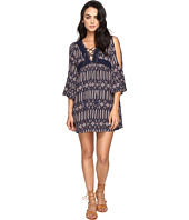 Brigitte Bailey - Sharmela Long Sleeve Dress with Tassels