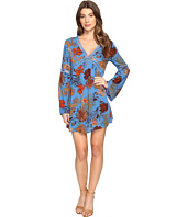 Brigitte Bailey - Bethy Long Sleeve Printed Dress