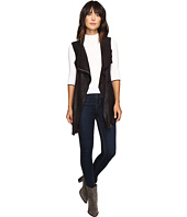 Calvin Klein - Distressed Long Vest