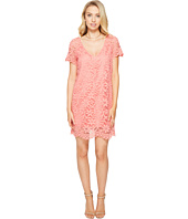 BB Dakota - Rene V-Neck Lace Shift Dress