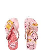 Havaianas Kids - Slim Princess Flip Flops (Toddler/Little Kid/Big Kid)