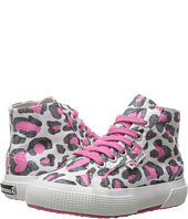 Superga Kids - 2795 Fabricleopardj (Infant/Toddler/Little Kid/Big Kid)