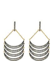 Rebecca Minkoff - Curve Chandelier Earrings