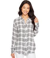 Mod-o-doc - Novelty Shirtings Classic Button Front Shirt