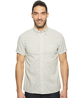 Timberland - Short Sleeve Mill River Cotton/Linen Chambray Shirt