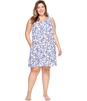 LAUREN Ralph Lauren - Plus Size Short Sleep Gown