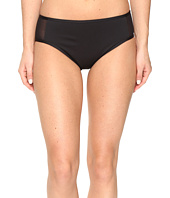 Tommy Bahama - Mesh Solids High-Waist Bikini Bottom