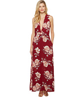 Brigitte Bailey - Mira Sleeveless Floral Maxi Dress