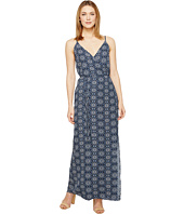 Brigitte Bailey - Minna Spaghetti Strap Printed Maxi Dress
