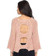 Brigitte Bailey - Leah Open Back Sweater