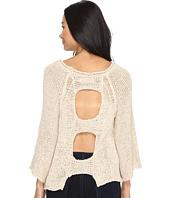 Brigitte Bailey - Leah Open Back Sweater