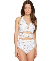 Proenza Schouler - Wrap High Waist Bikini Set
