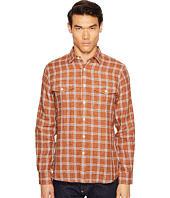 Todd Snyder - Plaid Flap Pocket Shirt