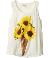 O'Neill Kids - Sunflower Cone Tank Top (Little Kids/Big Kids)