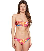 Moschino - Ballon Bandeau Floral Bikini Set