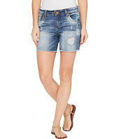 KUT from the Kloth - Gidget Frayed Shorts in Constructive