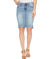 KUT from the Kloth - Connie Hi-Low Skirt in Dashing