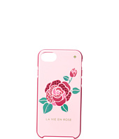 Kate Spade New York - Jeweled La Vie Envelope Rose Phone Case for iPhone® 7