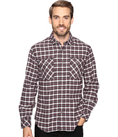 James Campbell - Long Sleeve Woven Gonzalo Plaid