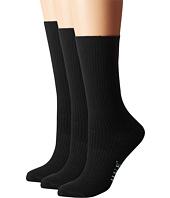 HUE - Relaxed Top Socks 3-Pack