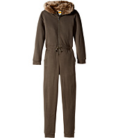 C&C California Kids - Jumpsuit w/ Snap Out Fur Lining (Little Kids/Big Kids)