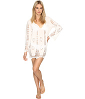 Nanette Lepore - Carnaby Crochet Tunic Cover-Up