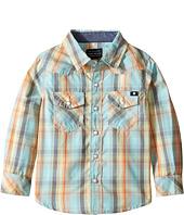 Lucky Brand Kids - Plaid Woven Western Shirt (Toddler)