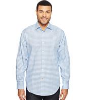 Thomas Dean & Co. - Long Sleeve Check Sport Shirt